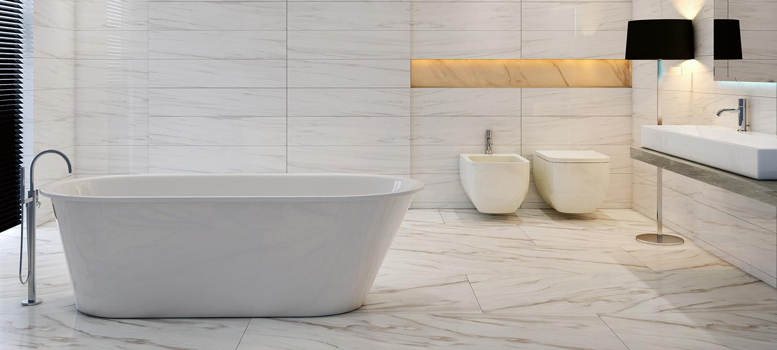 Is ceramic tile better than porcelain