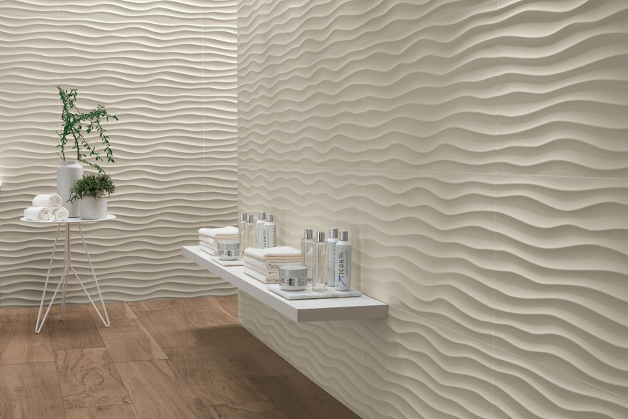 3d Wall Design Atlas Concorde Italy Genesee Ceramic Tile