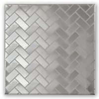 Stainless Steel Herringbone