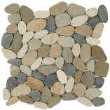 Maniscalco - Botany Bay Pebbles - Sliced Pebbles Botany Bay Q208