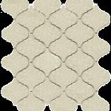 Maniscalco - Barossa Valley Glass - Arabesque Peppermint 3x3 - 9389