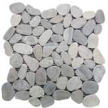 Maniscalco - Botany Bay Pebbles - Sliced Pebbles Shadow Q210