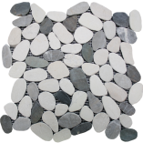 Maniscalco - Botany Bay Pebbles - Sliced Pebbles Shadow Blend Q211