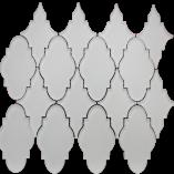 Simpson Desert Glass   Trellis Alabastro Matte (13x11) 9430