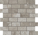 Forge Aluminum Brick Mosaic