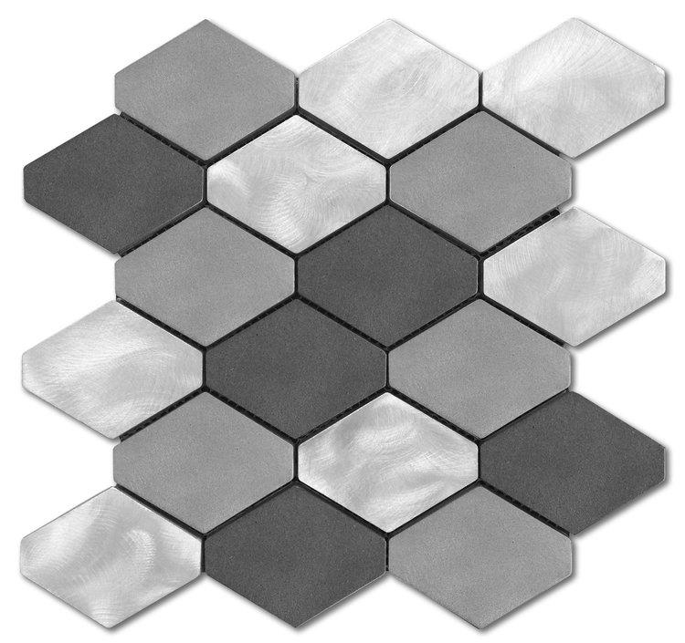 Density of ceramic tile