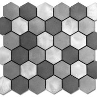 Hexagon Tricolor