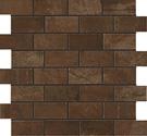 Forge Iron Brick Mosaic