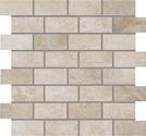Forge Tin Brick Mosaic
