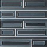 Raffi Glass - Water-Jet Windows - WIN-02ShadesOfGrey