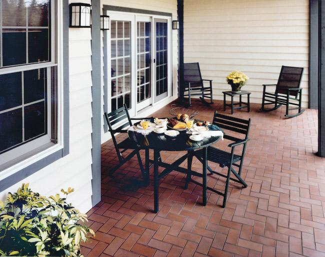 Metropolitan Ceramics Down To Earth Outdoor Patio Down To - Ceramic pavers outdoors