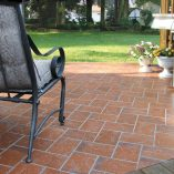Outdoor Patio - Down to Earth¨ - 6x9 - #350 Red Paver