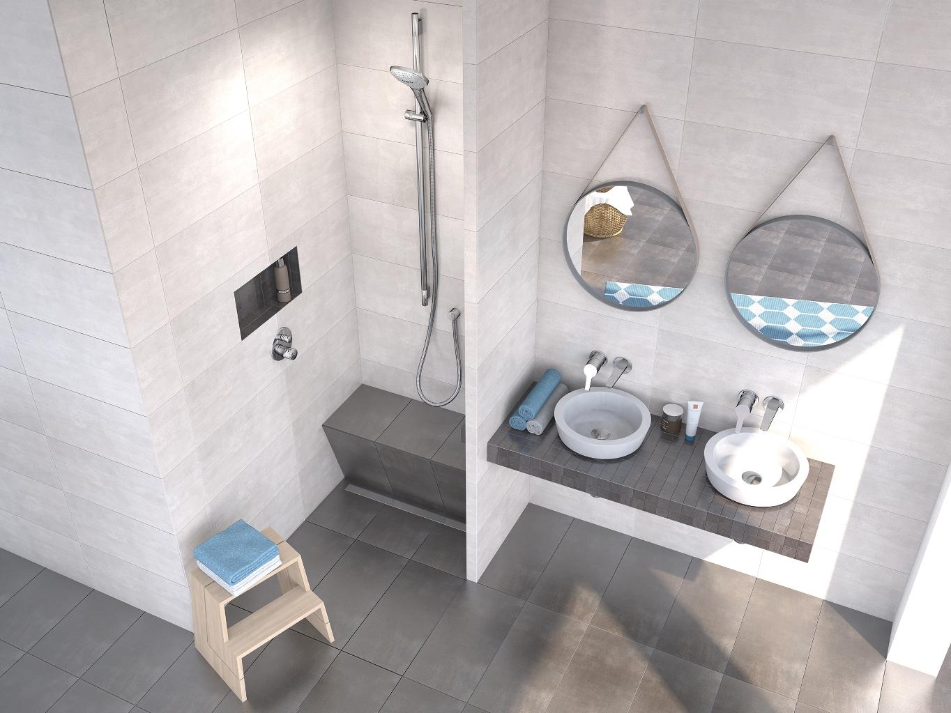 wedi fundo riolito neo genesee ceramic tile. Black Bedroom Furniture Sets. Home Design Ideas
