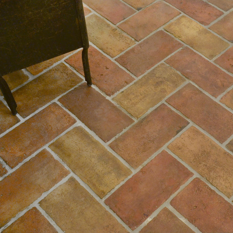 Reclaimed Terracotta Marble Systems Genesee Ceramic Tile
