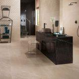 Marvel Stone | Desert Beige, Nero Marquina, 3D Mesh Desert Beige