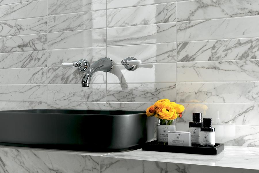 Statuario Select Genesee Ceramic Tile