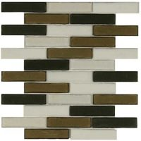 Interlock Glass Hayman Island Blend MN7GBRIHAY (1x4)