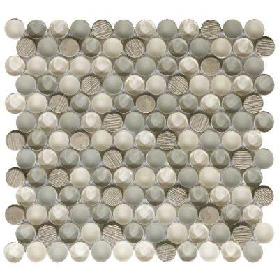 Dots Thala Grey Pewter Opal Blend OLBPDHD05