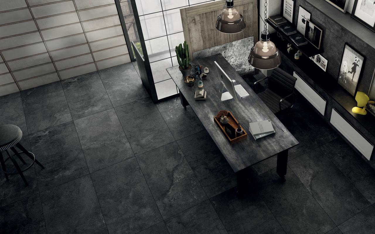 Solid Concrete Diesel Living Iris Ceramica Genesee