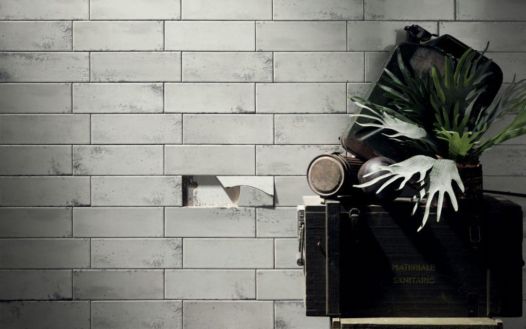 Stage Wall   Diesel Living   Iris Ceramica