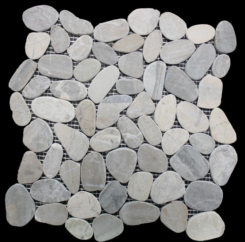 Botany Bay Pebbles Maniscalco Genesee Ceramic Tile