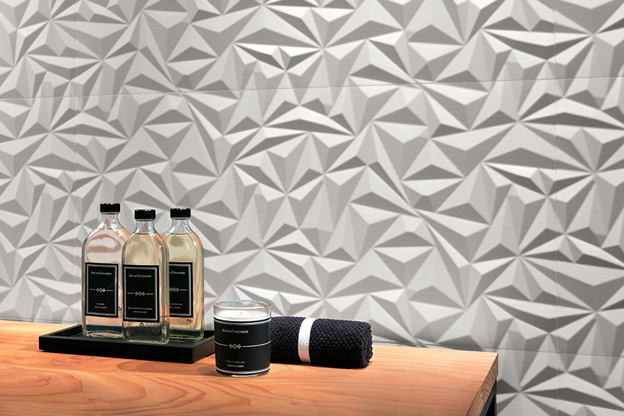 3d Wall Design Atlas Concorde Italy Genesee Ceramic Tile