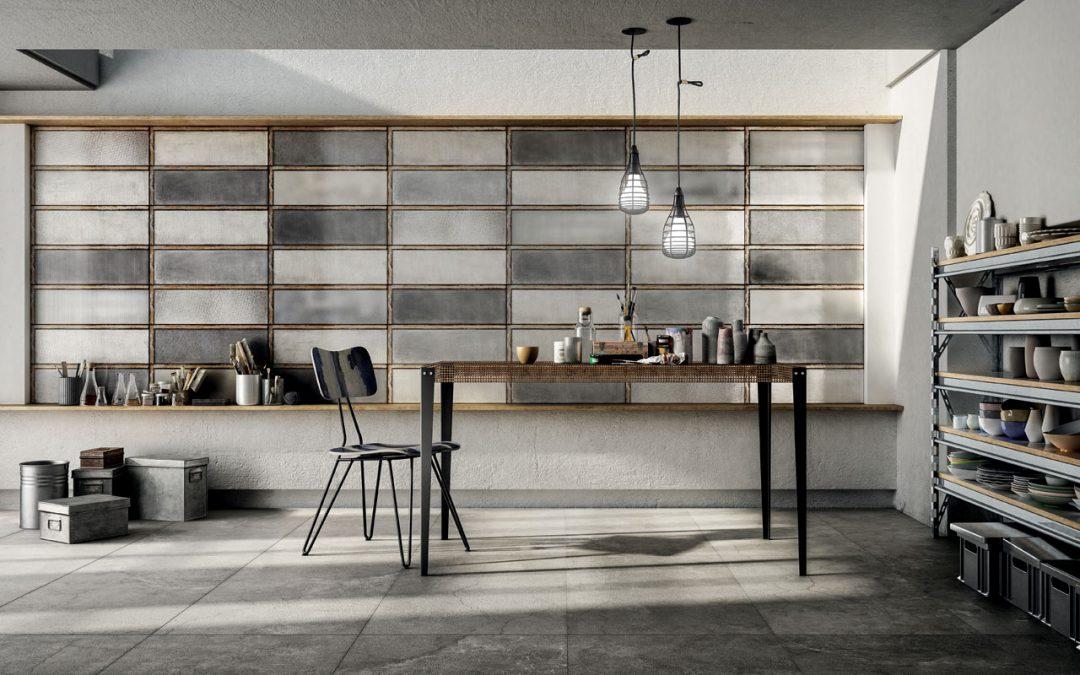 Industrial Glass | Diesel Living | Iris Ceramica